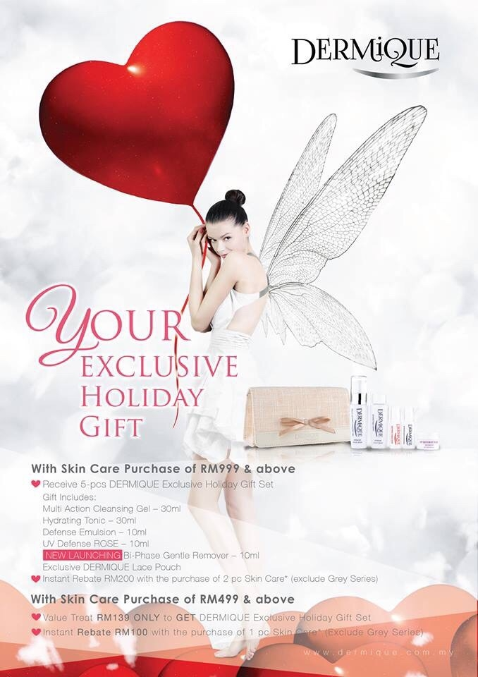 CHRISTMAS & NEW YEAR PROMOTION 2014 [SKIN CARE]